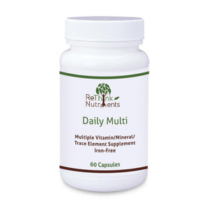 ReThinkOil ReThinkNutrients Daily Multi Bottle
