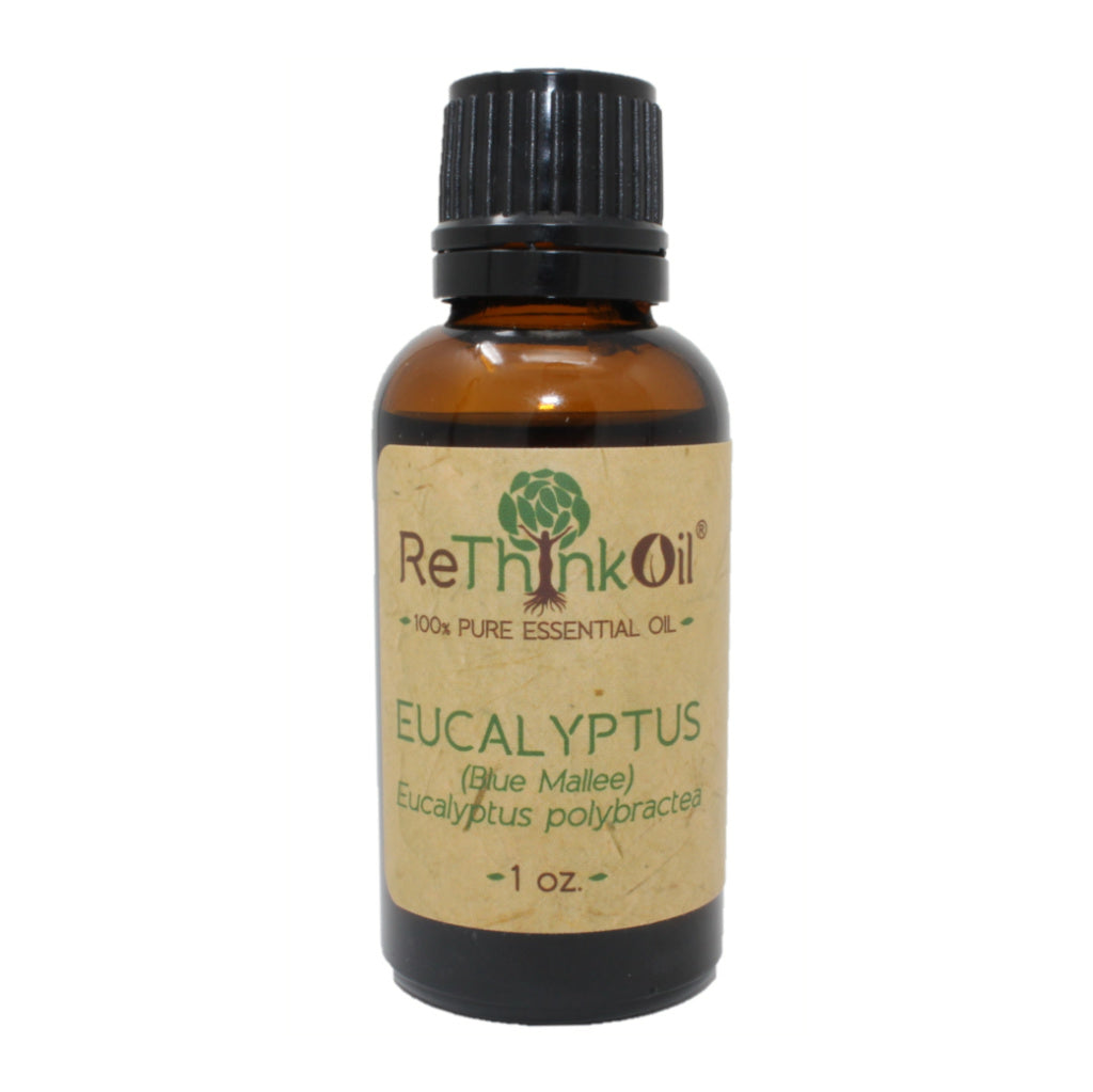 ReThinkOil Eucalyptus Oil Bottle