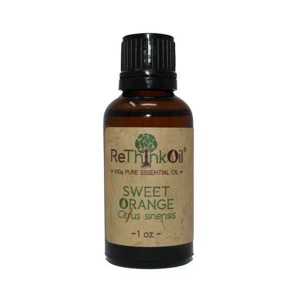 ReThinkOil Sweet Orange Oil