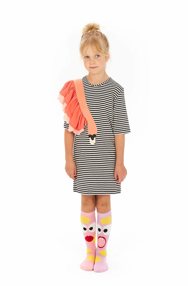 Doris Dreamer Striped Dress