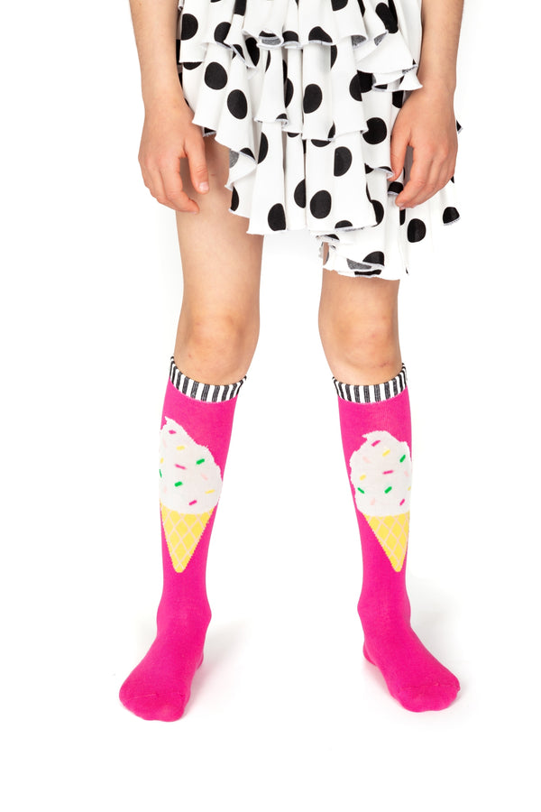 Summer Sweet Knee Socks