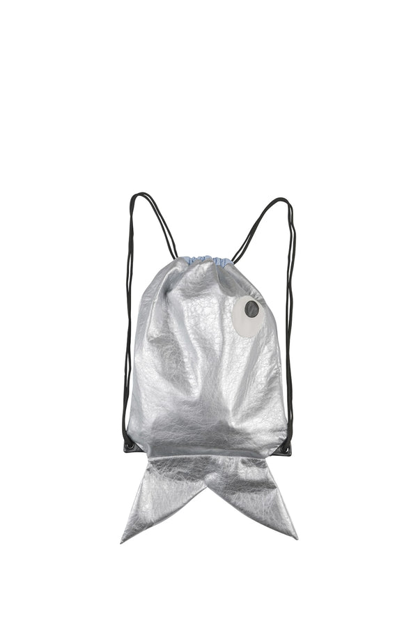 Hungry Silver backpack