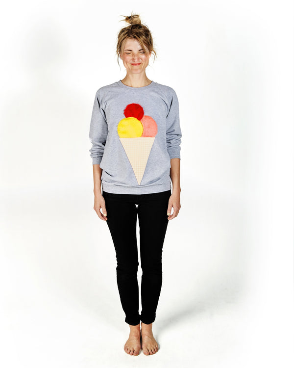 Three Woman Sweatshirt
