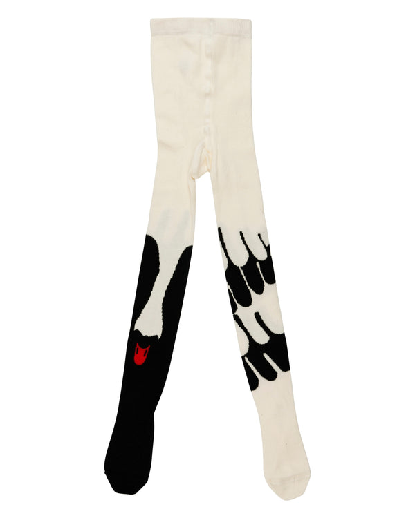 Swan Love Tights size 6-12M LEFT