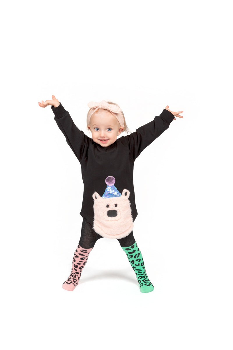 Polly Polar dress