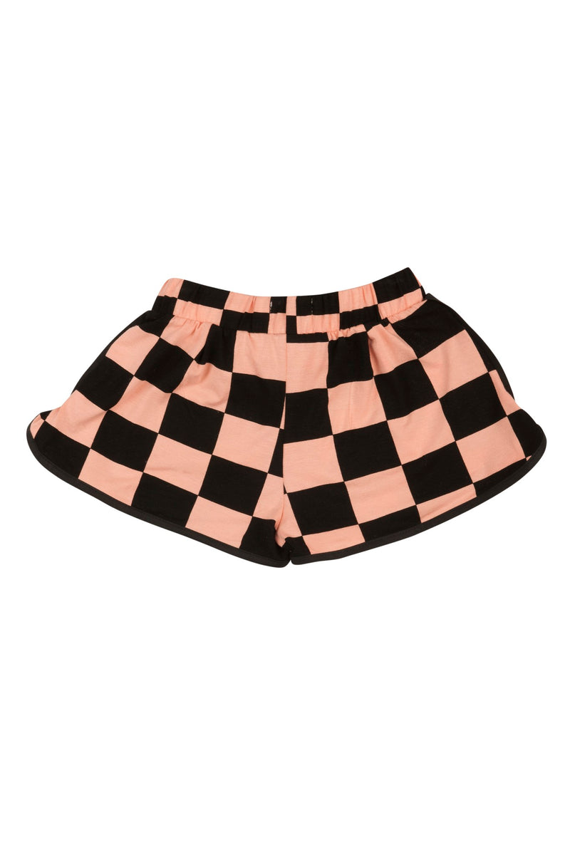 Sonja check Shorts 2-3, 3-4Y LEFT
