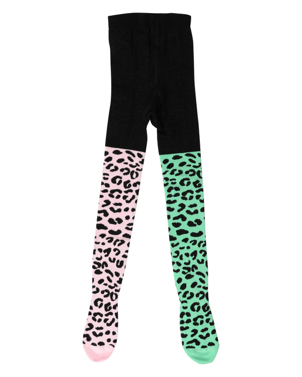 Leo Twist tights w. feet
