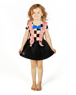 Snake Girl Dress 2-3 & 3-4Y LEFT
