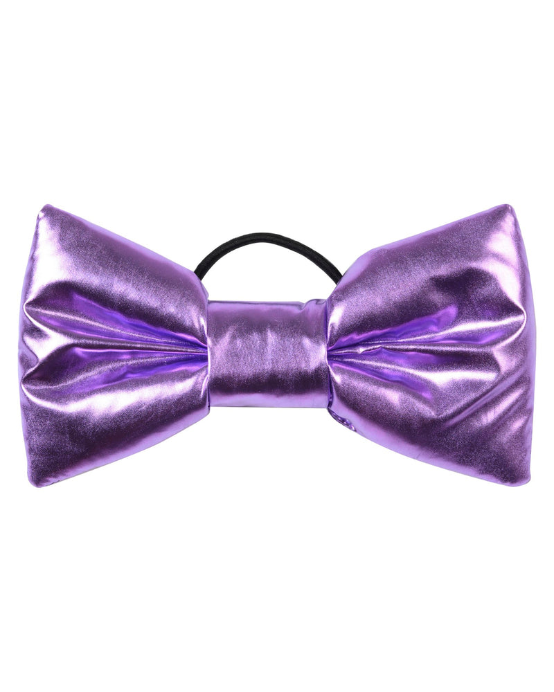 Bow Fantastic Purple