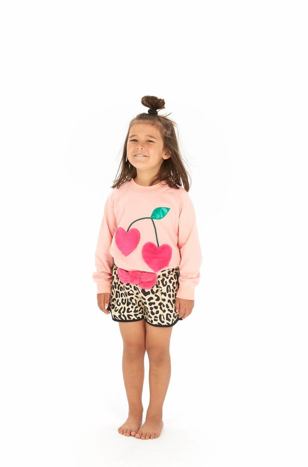 Frutti Sweatshirt 2-3, 3-4, 9-10 and up to 12-13Y LEFT
