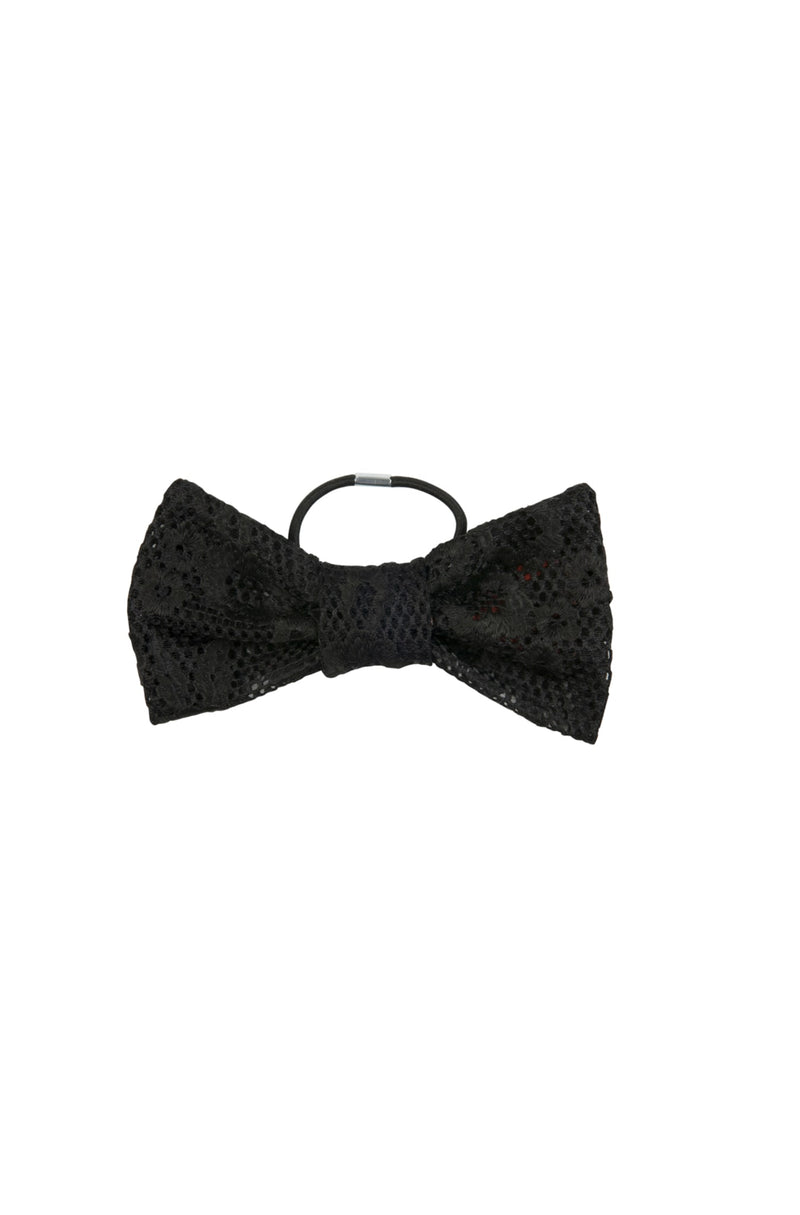 Bow Fantastic Black Hairbow