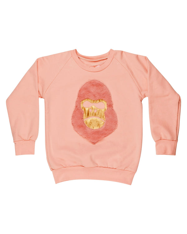 Monkey Business Girl Sweatshirt
