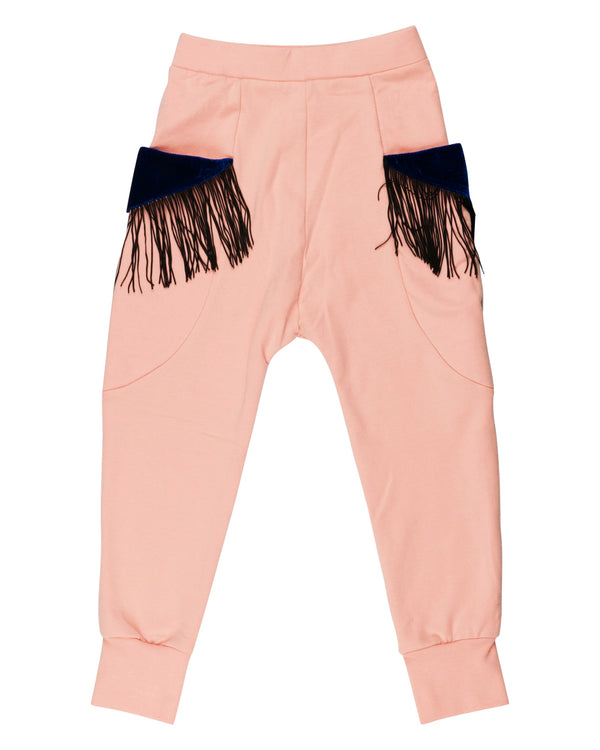 Mia Fringe Pants 1-2, 2-3, 12-13Y LEFT