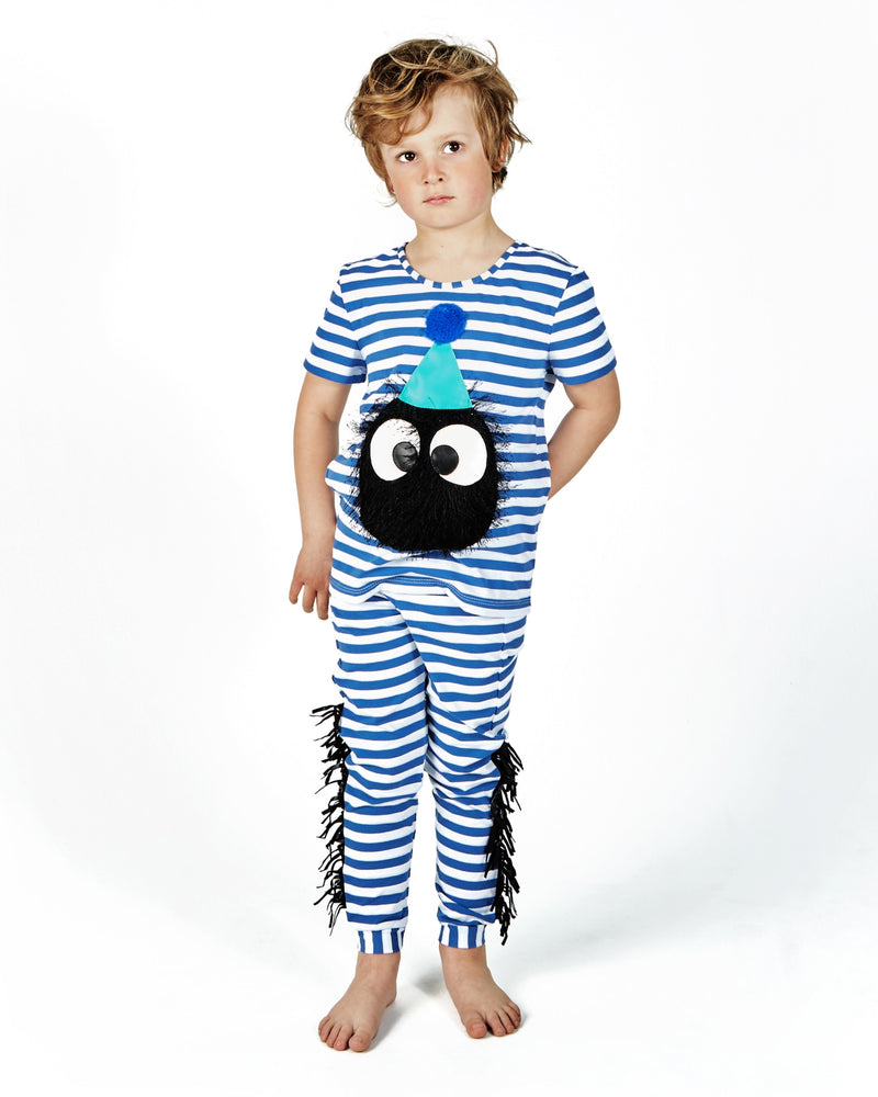 Wayne Leggings 2-3, 6-7, 7-8T LEFT