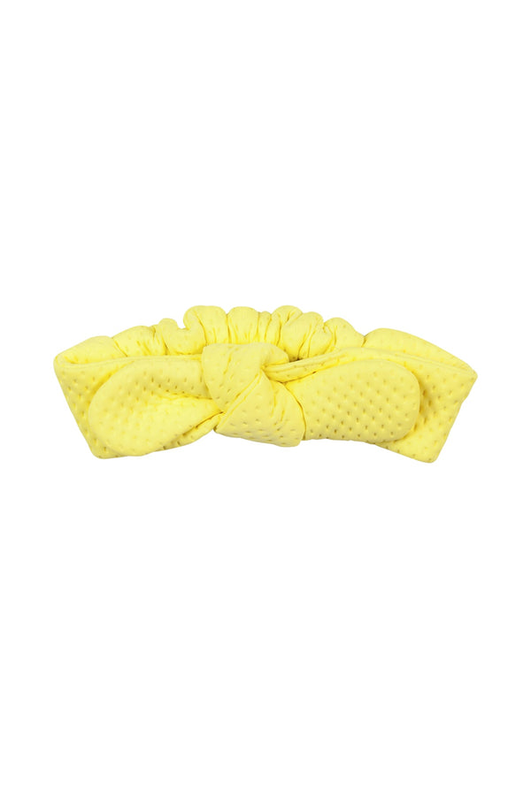 Molly Yellow Headband