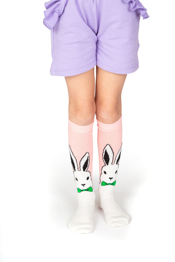 Carrot Queen Knee Socks