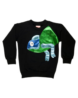 Rebel Reptil sweatshirt
