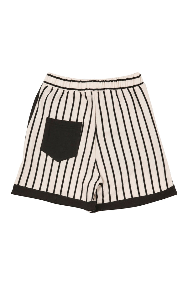 Ciao Shorts Striped 1-2 + 11-12Y LEFT