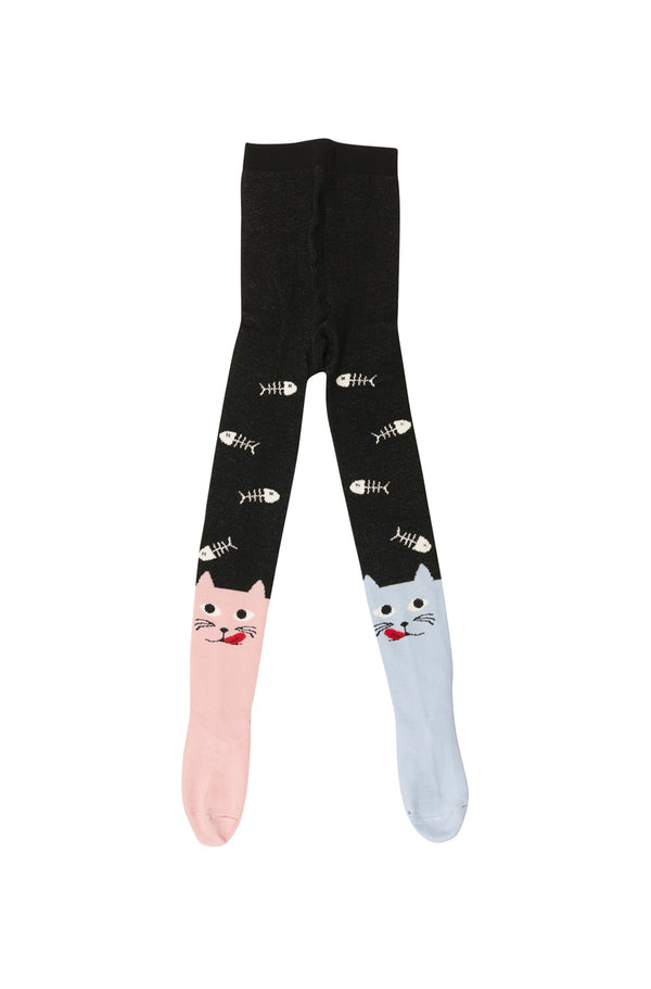 Dining Duo tights w. feet