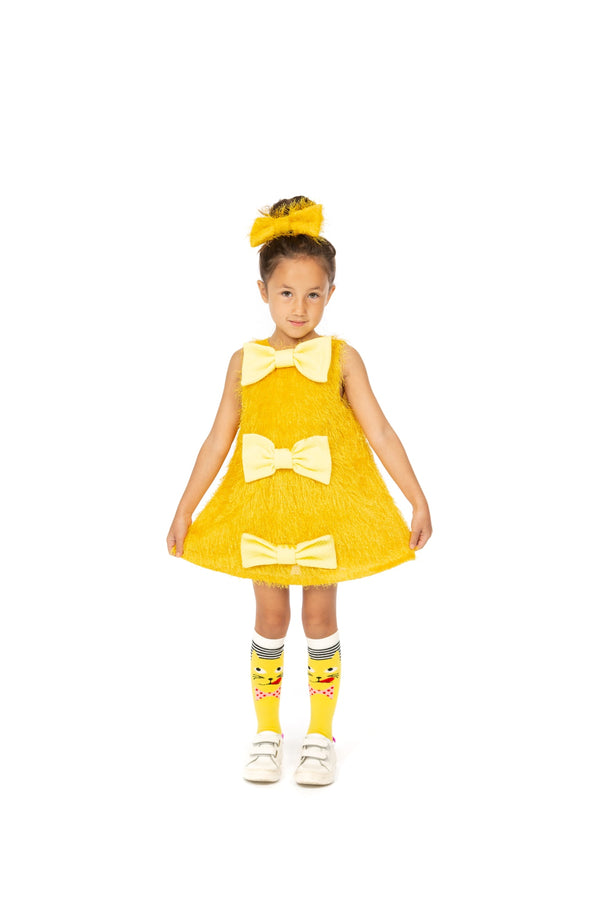 Lively Lili dress 4-5 up to 8-9Y Left