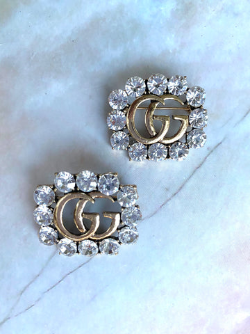 Famous Brand GG Brooch