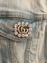 Load image into Gallery viewer, Famous Brand GG Brooch