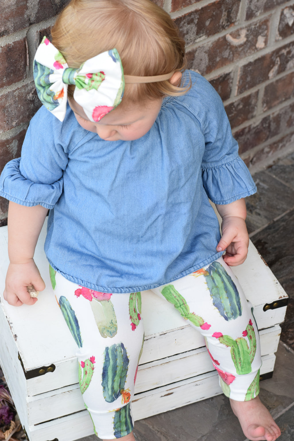 Prickly Pear Leggings