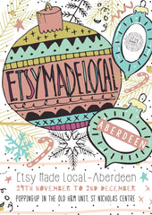 Etsy Made Local Aberdeen Christmas Market