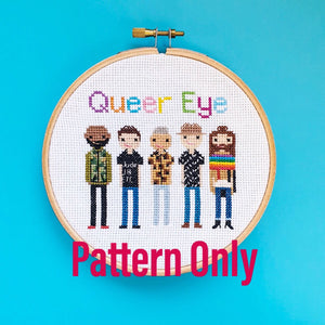 Queer Eye Pattern - Pulp Stitchin