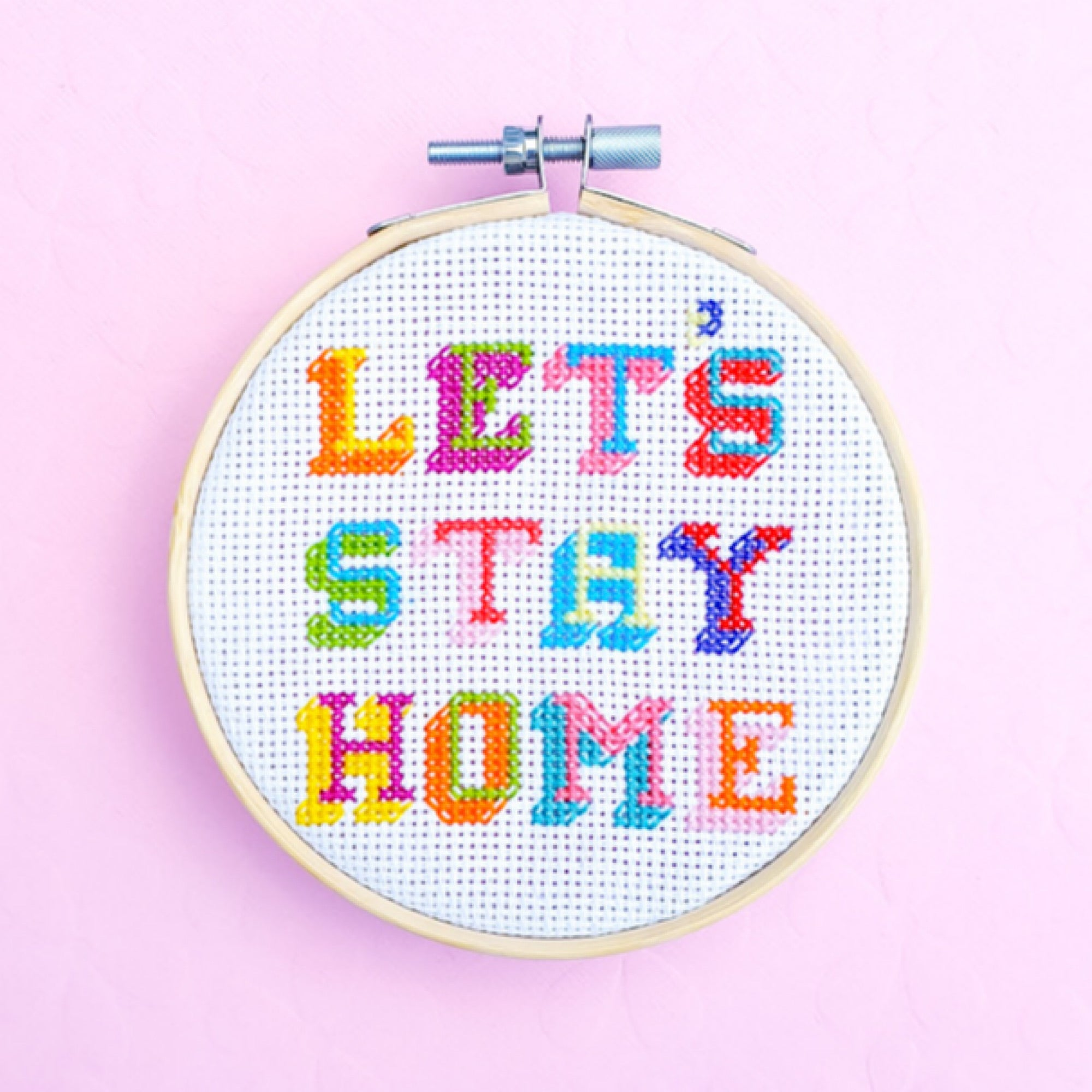 Let's Stay Home Kit - Pulp Stitchin