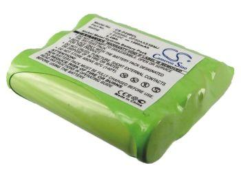 Radio Shack 23-9107 43-0689 43-1089 431097A 43-109 Replacement Battery
