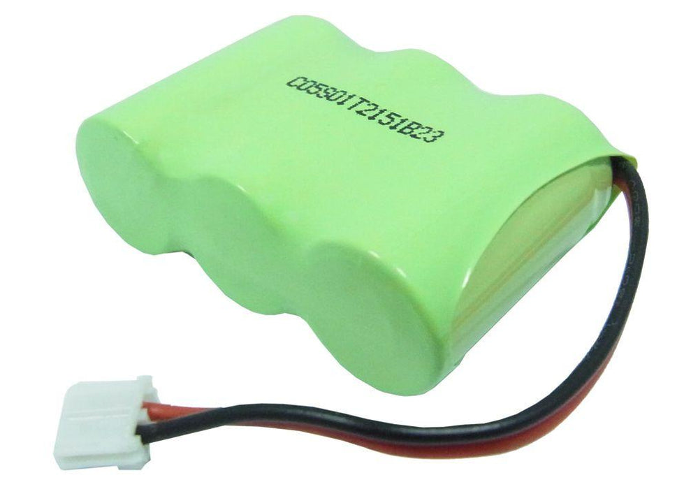 Teledex CL1200 CL1900 CL2200 CL2900 DC9100 DC99200 Replacement Battery-3
