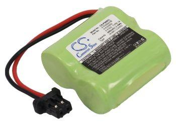 Panasonic KX-TC1000 KX-TC1000B KX-TC1001 KX-TC1001 Replacement Battery