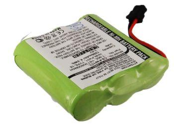 Radio Shack 23270 23-270 432811 43-2811 439001 43- Replacement Battery-2
