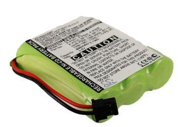 SYLVANIA ST88201 ST88207 Replacement Battery
