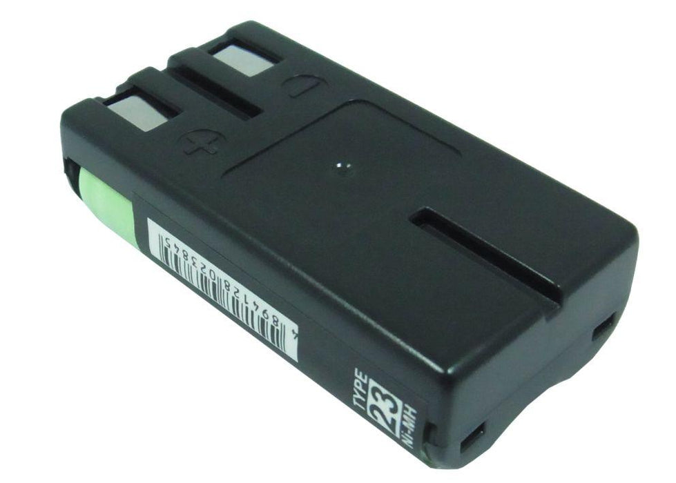 Motorola MD-61 MD-671 MD-681 Replacement Battery-4