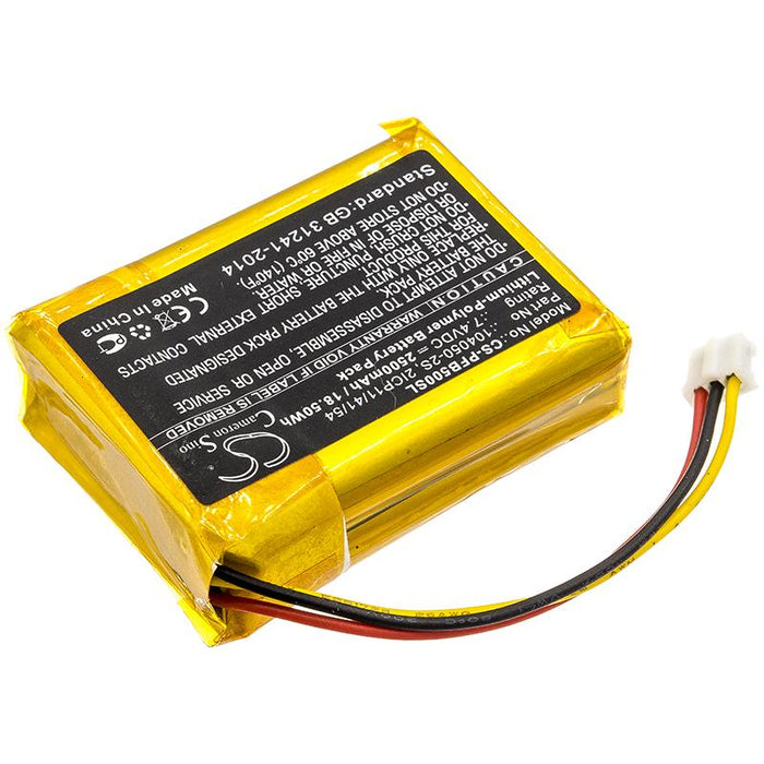 Philips B5/12 Fidelio B5 Replacement Battery-2