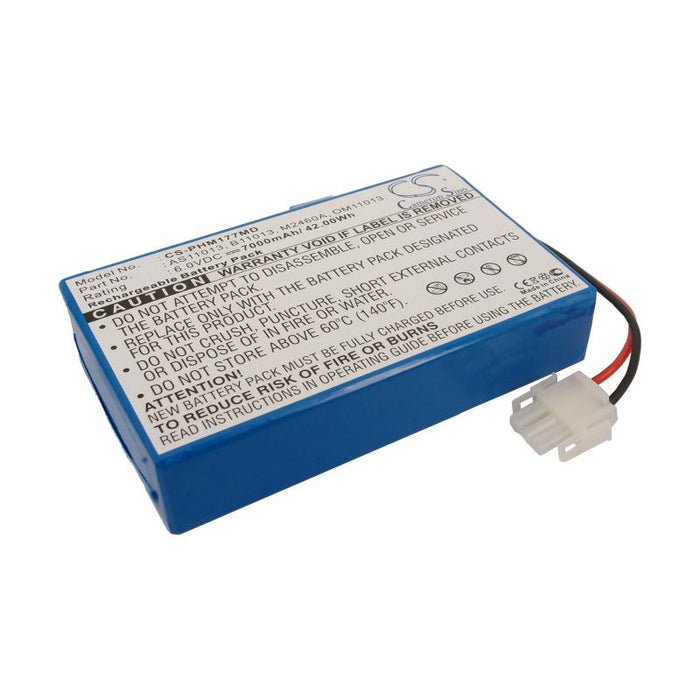 Agilent 200I Pagewriter Replacement Battery