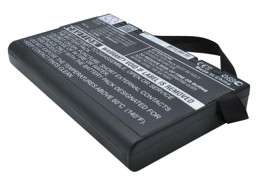 JDSU Acterna MTS-8000 Replacement Battery