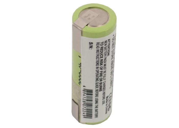 Wahl 4810 4830 5000 7040 8550 8551 8554 8745 9550  Replacement Battery-3