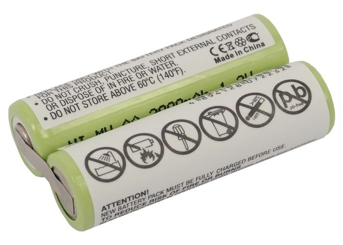 Grundig 8825 8835 8875 Replacement Battery-4