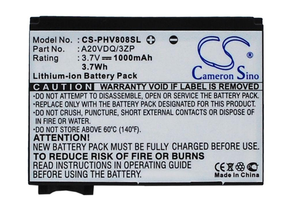 Philips Xenium V808 Replacement Battery