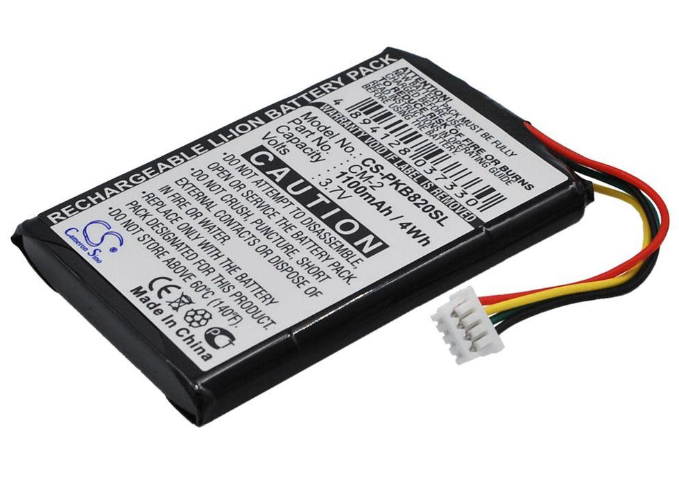 Packard Bell Compasseo 500 Compasseo 820 Replacement Battery-2