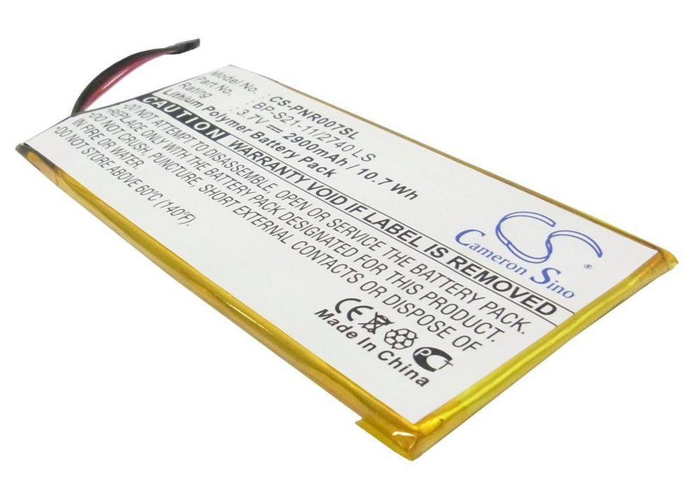 Pandigital Novel 7 PRD07T20WBL1 Replacement Battery
