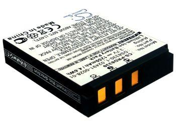 Rollei Compactline 150 Prego 8330 Prego DP8300 Pre Replacement Battery-2