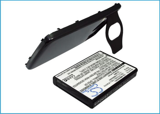 Samsung Galaxy Nexus GT-i9250 Nexus  Black 3500mAh Replacement Battery