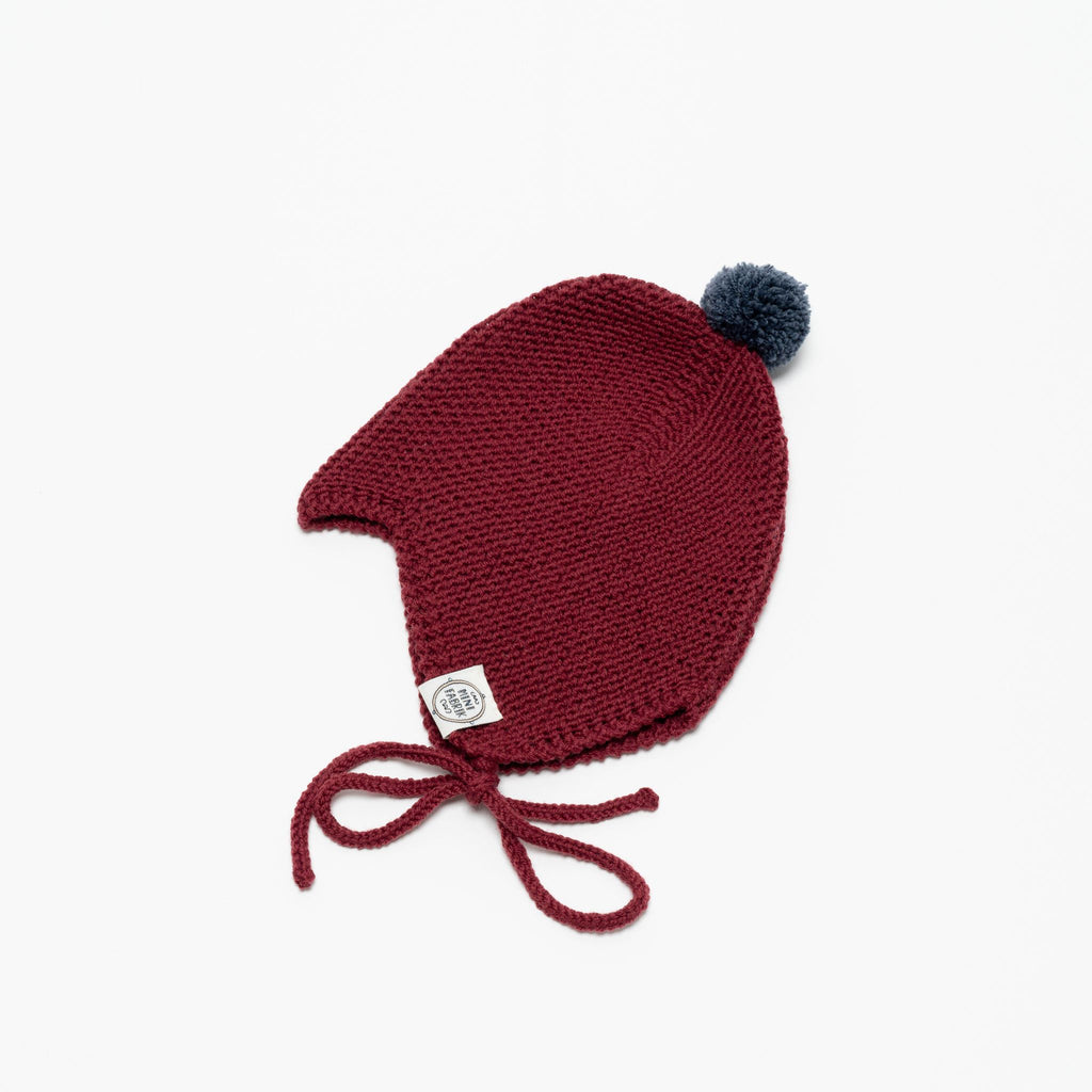 Merino Hat Asta & August - Mini Fabrik