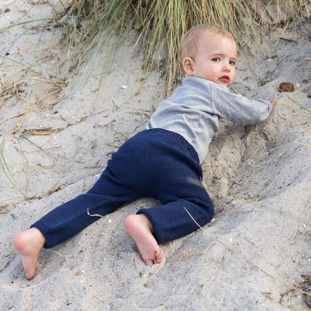 Merino Trousers Mathilde & Mads - Mini Fabrik