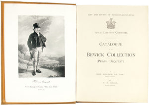 Catalogue of the Bewick Collection (Pease Bequest