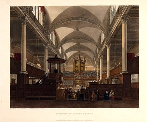 Interior of Christ's Church